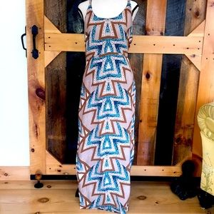New with tags Free People maxi dress, size 6